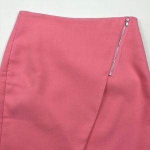 66a809cffd LOFT Skirts   Bubblegum Pink Straight Skirt With Slit Sz 4   Poshmark